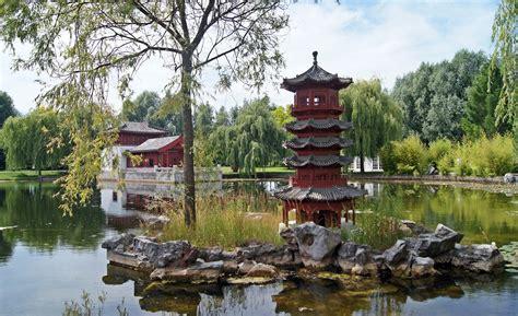 Garten Der Kulturen Berlin by Parks Und G 228 Rten In Berlin Natur Pur In Deutschlands