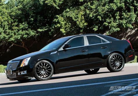 2004 Cadillac Cts Tire Size by Cadillac Cts Custom Wheels Giovanna Martuni 20x Et Tire
