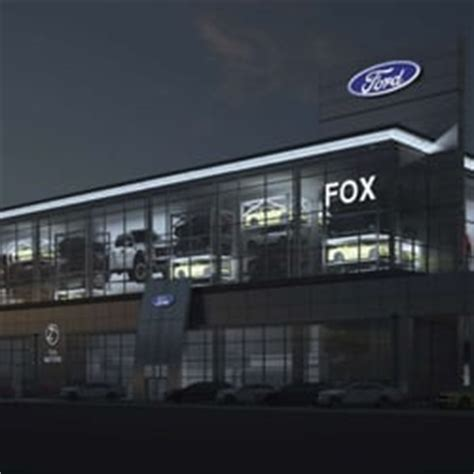 Fox Ford Chicago by Fox Ford Lincoln Service Center 56 Reviews Auto