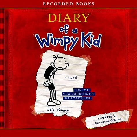 pictures of jeff kinney books say what diary of a wimpy kid by jeff kinney