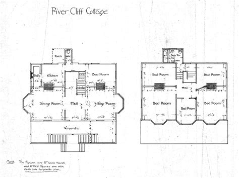 cottages floor plans charming cottage collection floor plans and photos