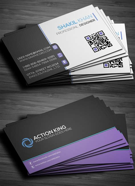 how to make a free business card free business cards psd templates print ready design