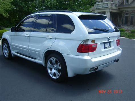2003 Bmw Suv by Purchase Used 2003 Bmw X5 Suv In New Oxford Pennsylvania