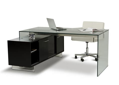 modern contemporary office desk modern office desks archives la furniture