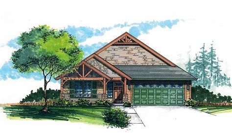 house plans with vaulted great room bungalow with vaulted great room 2882j architectural designs house plans