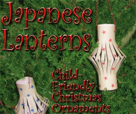 japanese crafts for japanese lanterns a simple paper craft from family