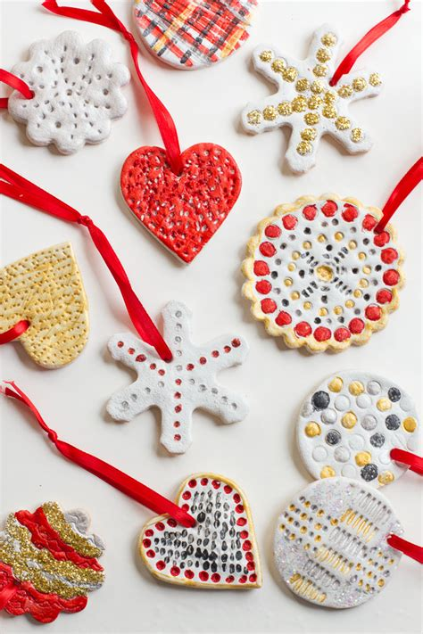 diy salt dough ornaments 12 diy salt dough ornament ideas how to make salt dough