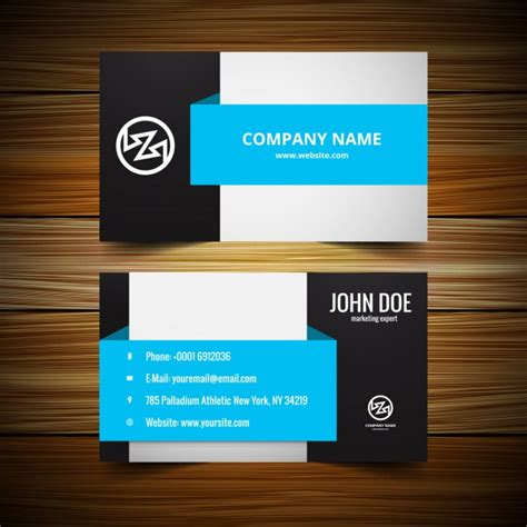 make your visiting cards free stylish visiting card template vector free