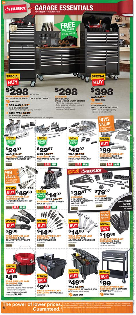 home depot paint sale black friday just posted home depot black friday 2015 ad tool pages