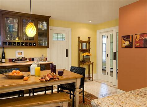 paint colors kitchen family room combination top picks for kitchen paint colors