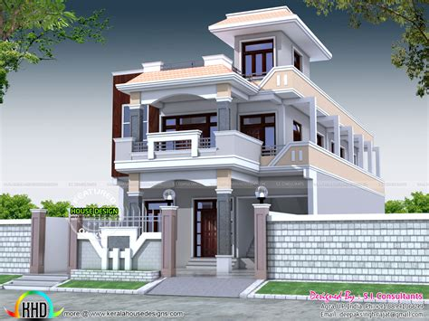 house plans 2400 square 2400 square kerala house plans