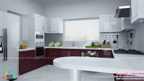 modular kitchen design modular kitchen kerala kerala home design and floor plans