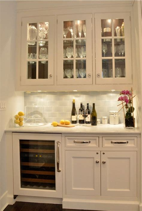 kitchen bar cabinet ideas 1000 images about butler s pantries bar areas on
