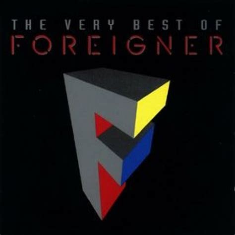 the best the best of foreigner album by foreigner best