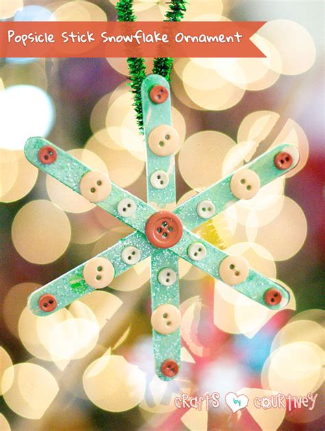kid ornament crafts crafts for