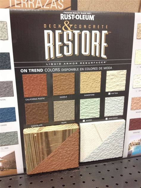 home depot restore paint colors restore paint colors ideas restoracrete staining color