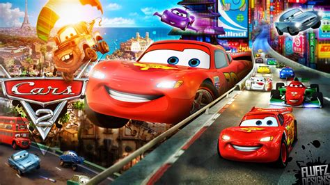 Car Wallpaper Themes by Disney S Cars 2 Wallpaper Cars Wallpaper