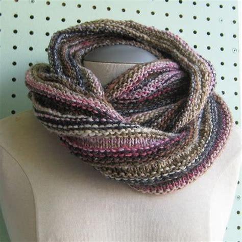 mobius cowl free knitting pattern mobius cowl pattern free knit o matic