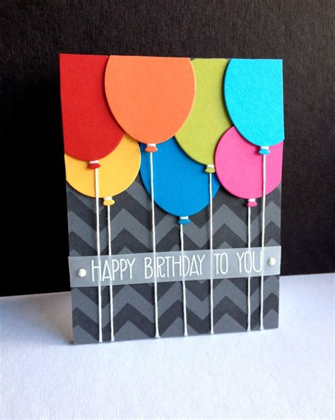 ideas to make a birthday card ideas for handmade birthday cards for best friend