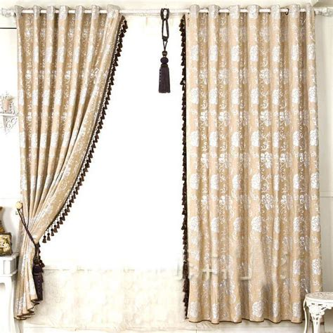 curtain trimmings silver bead curtain lace tassel fringe trim curtain cord