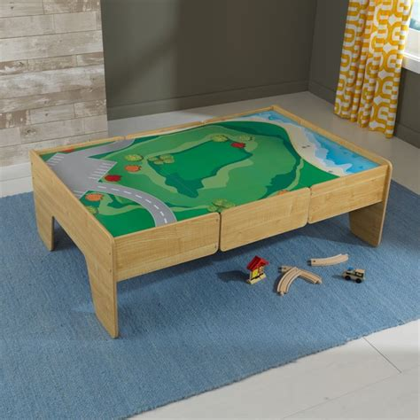 kid craft table kidkraft wooden play table 18006