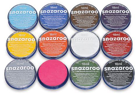 snazaroo paint 00205 2020 snazaroo paints blick materials