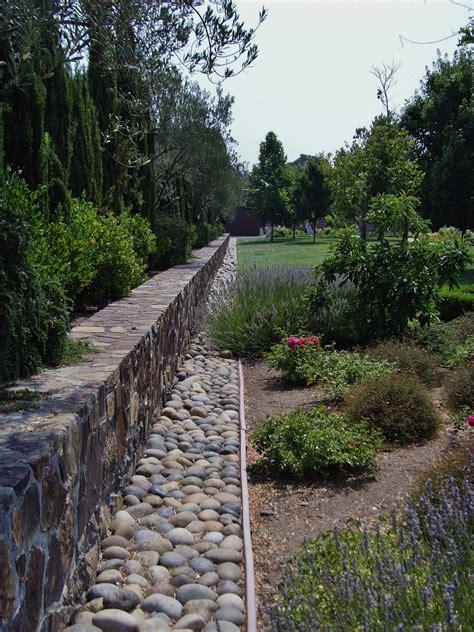 garden wall stones garden wall free stock photo domain pictures