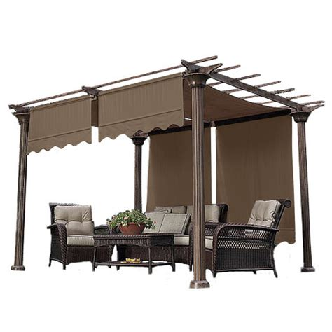 pergola shade canopy universal replacement pergola shade canopy pergola