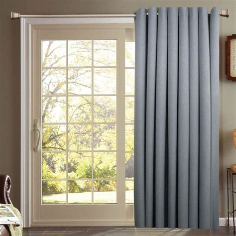 thermal patio door curtains thermal patio panel rhf funtion curtainwide thermal