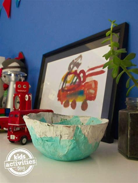 paper mache crafts for preschoolers paper mache for preschoolers