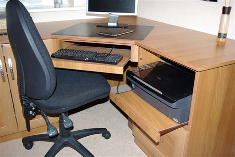 corner desk office furniture home office corner desk made to measure office furniture