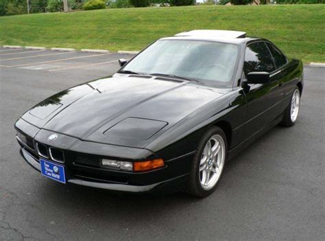 how can i learn about cars 1992 bmw 5 series interior lighting 1992 bmw 8 series information and photos momentcar