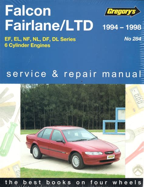 what is the best auto repair manual 1994 ford tempo free book repair manuals ford falcon fairlane ltd 1994 1998 gregorys service repair