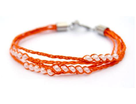 how to make a hemp bracelet with how to make a hemp bracelet with seed nbeads