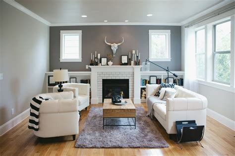 how to paint a room use paint to alter a room s size or shape