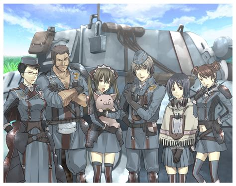 valkyria chronicles valkyria chronicles 314916 zerochan