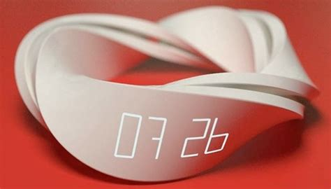 futuristic clock engadget technology news advice and features