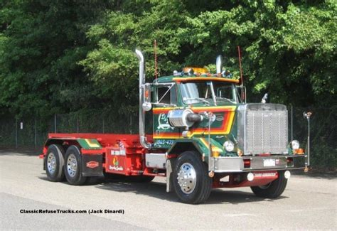 hastings rubber sts classic refuse trucks news
