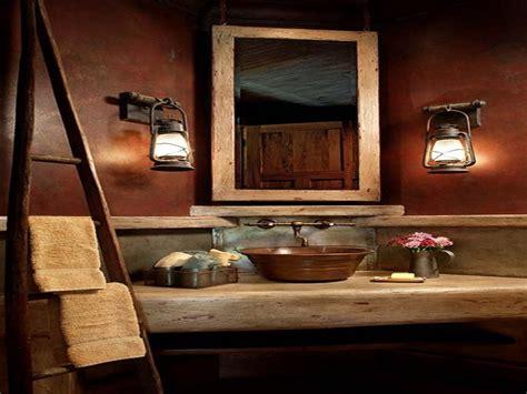 western decor rustic chic bathroom decor rustic cabin bathroom decor