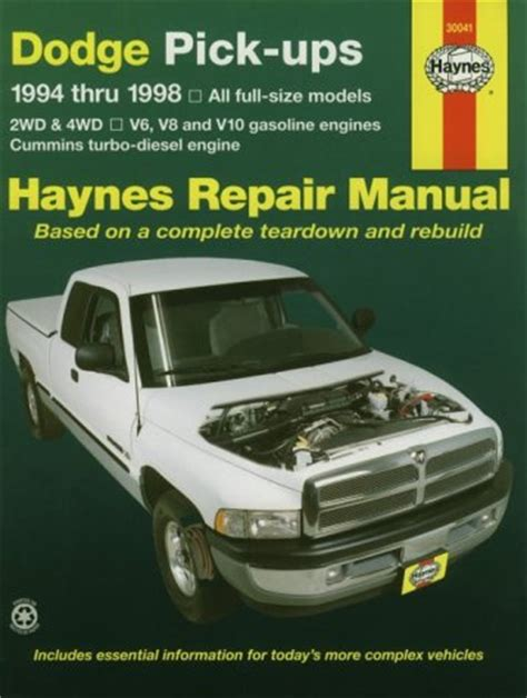 car service manuals pdf 1994 ford mustang engine control haynes repair manual 1994 ford ranger