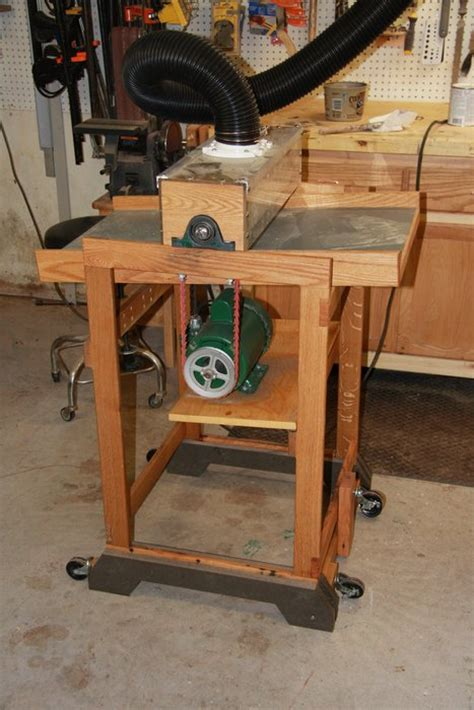 sander woodworking drum sander by sinister lumberjocks