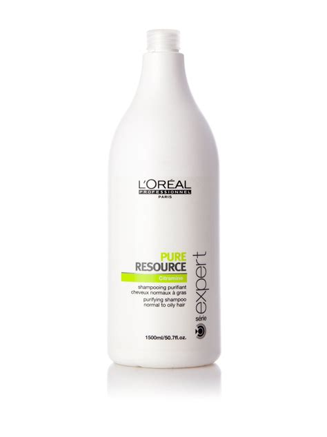 loreal review l oreal resource purifying shoo review