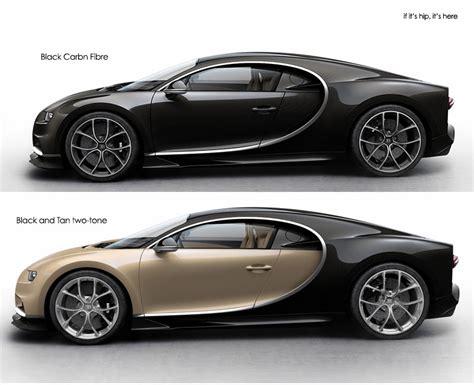 Bugatti Chiron Designer by Bugatti Chiron Black Image 172