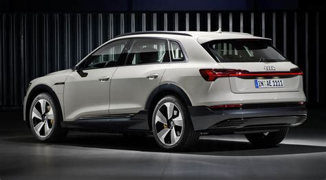 Audi Etron by 2019 Audi E Premium Electric Crossover Goes To