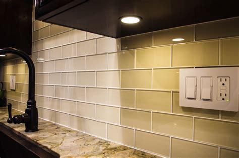 glass subway tile backsplash kitchen glass subway tile kitchen backsplash subway tile