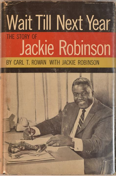 jackie robinson picture book lot detail jackie robinson inscribed book quot wait till