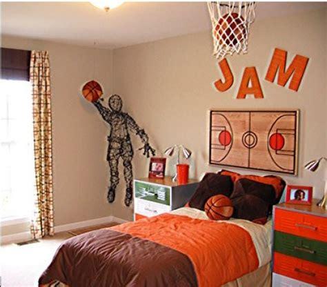 boys sports bedroom decor decoraci 243 n dormitorio nba