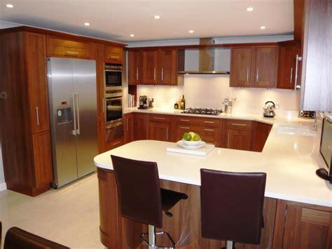 kitchen design with breakfast bar small kitchen breakfast bar dgmagnets