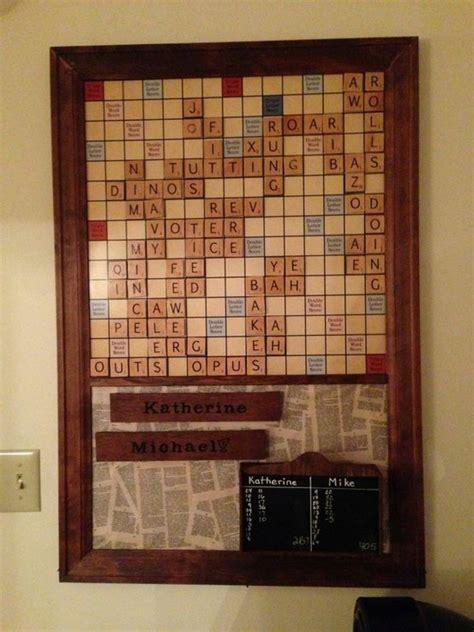 magnetic scrabble board for wall 25 best ideas about scrabble board on