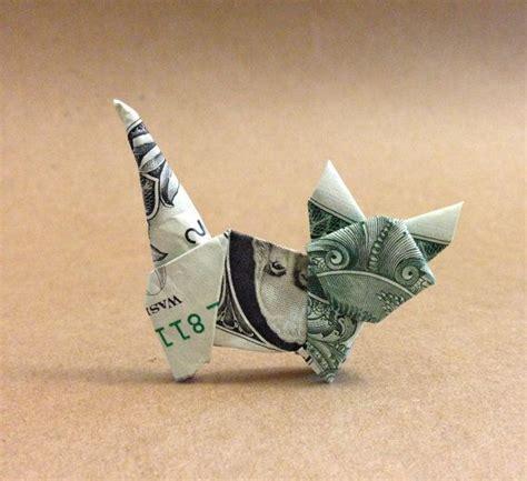 dollar bill origami cat best 25 money origami ideas on folding money